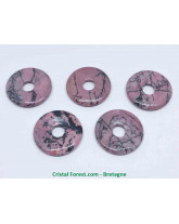 Rhodonite - Donut 3cm