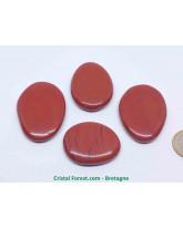 Jaspe rouge - Pierres Plates