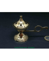 Encensoir à grille en Bronze