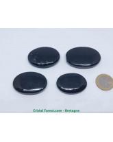 Tourmaline noire - Galet plat et Jumbo