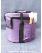 Housse de protection pour Bol de cristal chantant - 15 à 35 cm