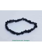 Spinelle noire - Bracelet Ships