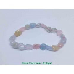 Bracelets 4 Béryls - Extra AAA
