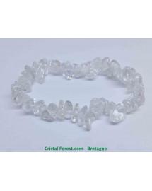 Cristal de roche - Bracelets Ships