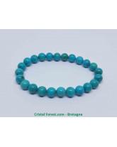 Bracelet boule - Turquoise