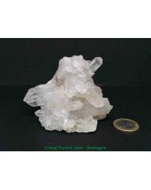Cristal de roche AAA - Druses (amas) - Pierres brutes