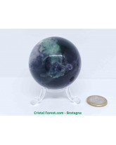 Fluorite (Fluorine) - Sphères