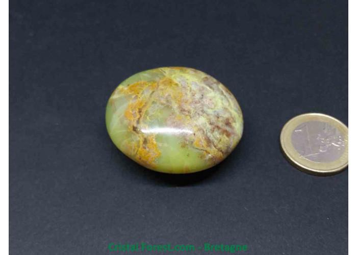 Opale verte AA - Galets