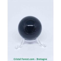 Tourmaline noire (schorl) AA -  Sphères