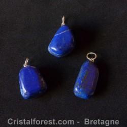 Pendentif  Lapis lazuli 1,6 à 2,5 cm