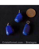 Pendentif  Lapis lazuli 2 à 2,8 cm