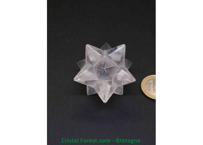 Cristal de roche - Etoile de Sirius