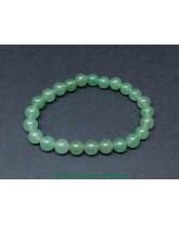 Aventurine verte - Bracelet Boules - Taille Enfant