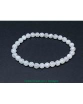 Labradorite Blanche - Bracelets Boules