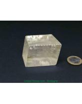 Calcite Miel - Bloc Poli
