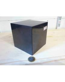 Shungite - Cube 9 à 9,5 cm