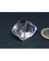 Cristal diamant d'Herkimer - Pierre brute Gemme