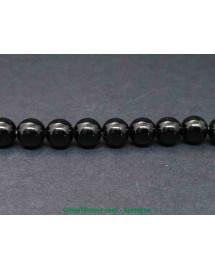 Obsidienne noire - Fil de perles