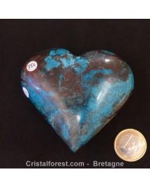 Coeur de Chrysocolle