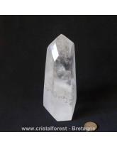 Quartz générateur -  Cristal de roche  16 cm -1,28 kg
