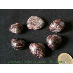 Grenat rouge pyrope - Grosses pierres roulées