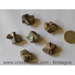 Staurodite (staurolite) - 60°