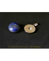 Bijoux Lapis Lazuli - interchangeable avec clips