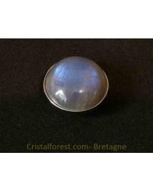 Cabochon - Labradorite extra bleue clipsable