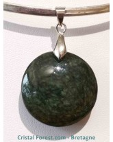 Pendentif d'obsidienne Mentogochol - R3006