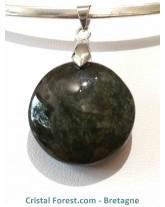 Pendentif d'obsidienne Mentogochol - R3007
