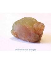 Tourmaline melon d'eau - Brute - 13,33 gr