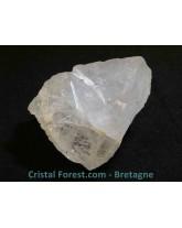 Goshénite brute (béryl incolore) - 35 gr