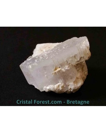 Morganite & Aigue-marine brute