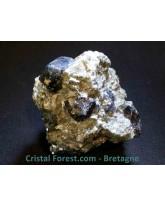 Tourmaline Dravite brute en amas - 170 gr