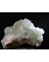 Fluorite en amas (druse) - 497 gr