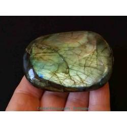 Galets de Labradorite (pierre des thérapeutes)