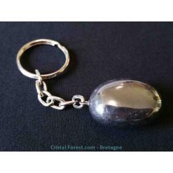 Porte-clés en Hématite