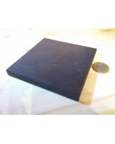 Plaque shungite 10 x 10 cm