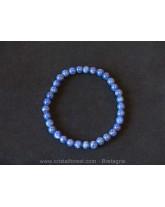 Bracelet boule - Lapis lazuli 6mm