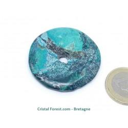 Pendentifs Donuts de Turquoise de Chine