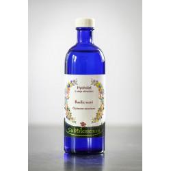 Hydrolat Basilic sacré - Ocimum sanctum (eau florale)