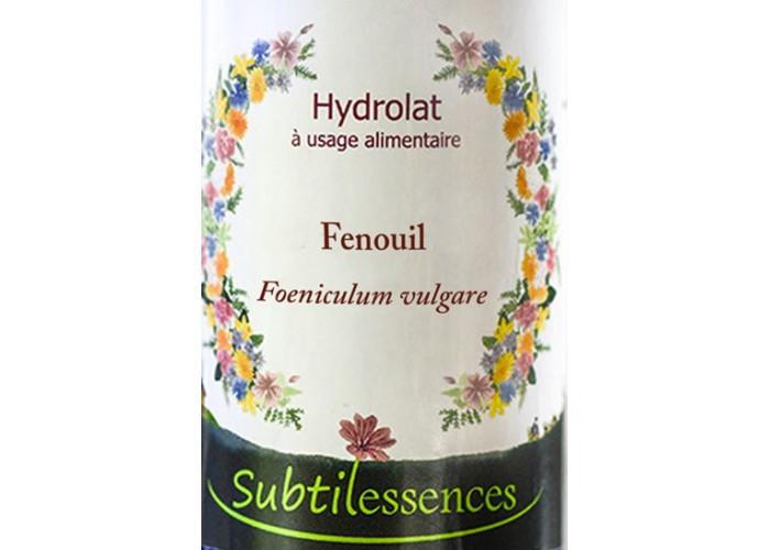 Hydrolat Fenouil - Foeniculum vulgare (eau florale)