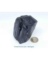 Tourmalines noires (Schorl) mono-terminées - brutes et cristallisées