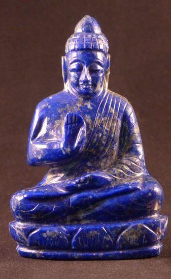 lapis lazuli statut anti stress bleue