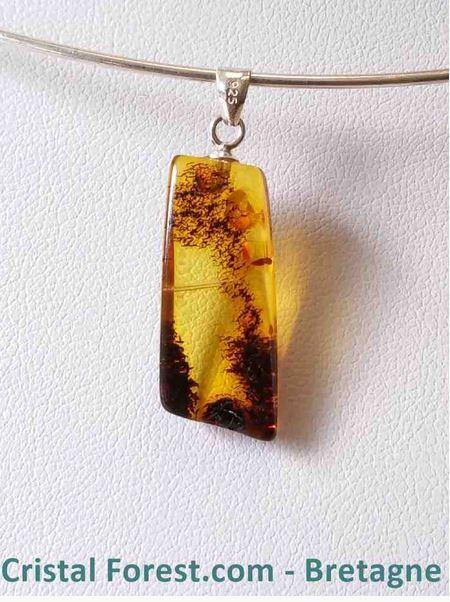 pendentifs ambre anti stress