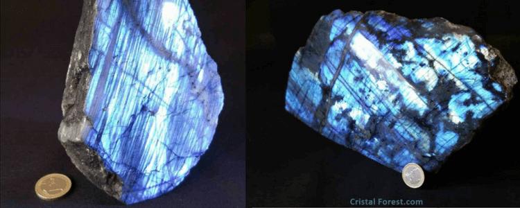 pierres labradorites