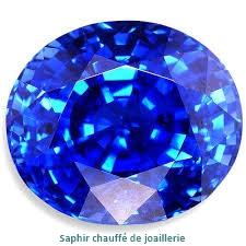 Saphir de joaillerie