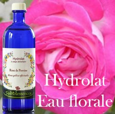 Hydrolat - Eau florale